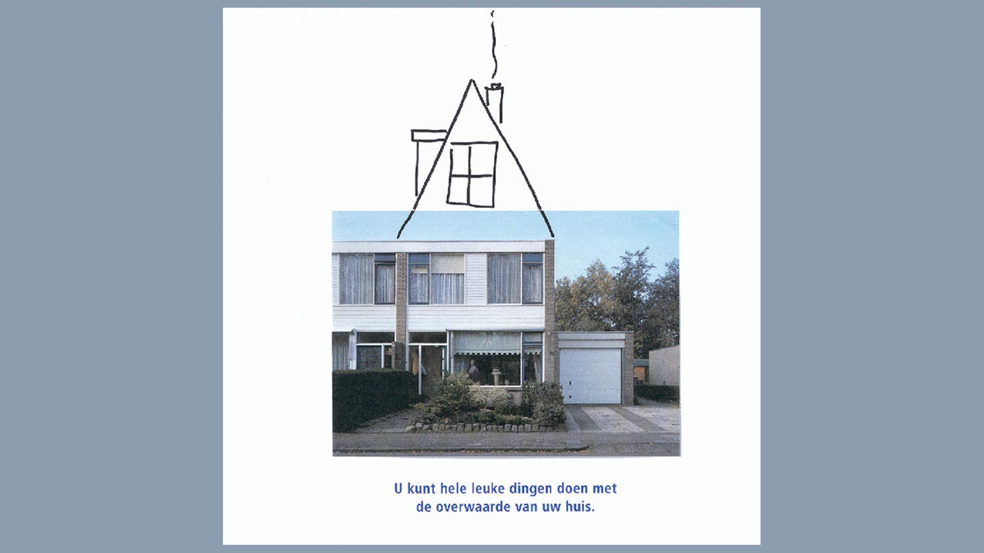 Extra bouwlaag Wcie huisje