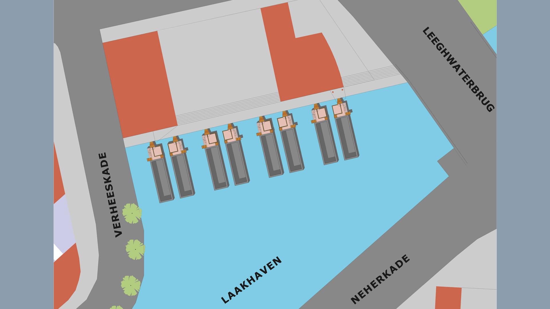 Waterwonen laakhaven 2