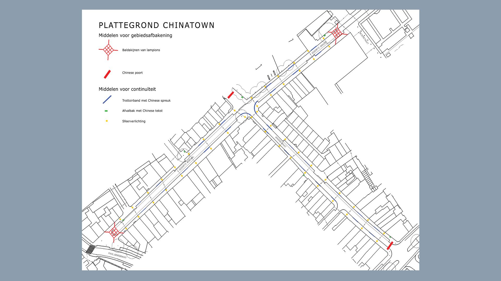 Chinatown situ